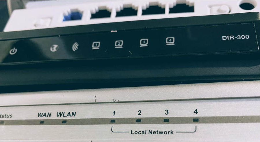 secure wireless router